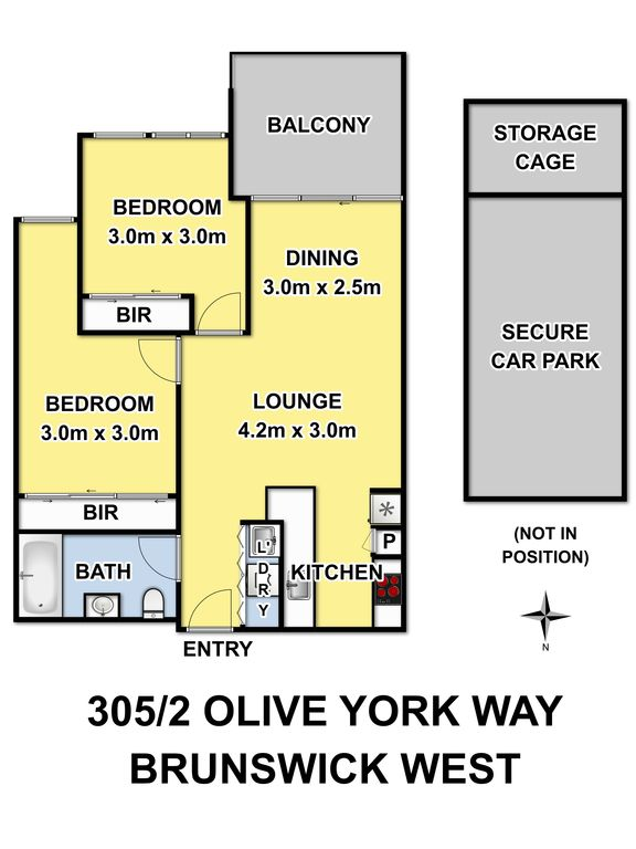 305 2 Olive York Way Brunswick West Savoy Real Estate