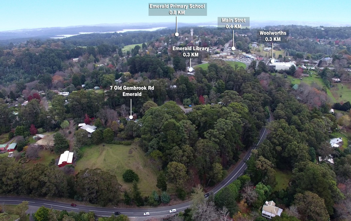 7 Old Gembrook Road Emerald Vic 3782 Savoy Real Estate