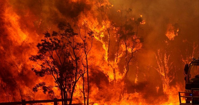 Bushfire Season is Approaching, Be Prepared